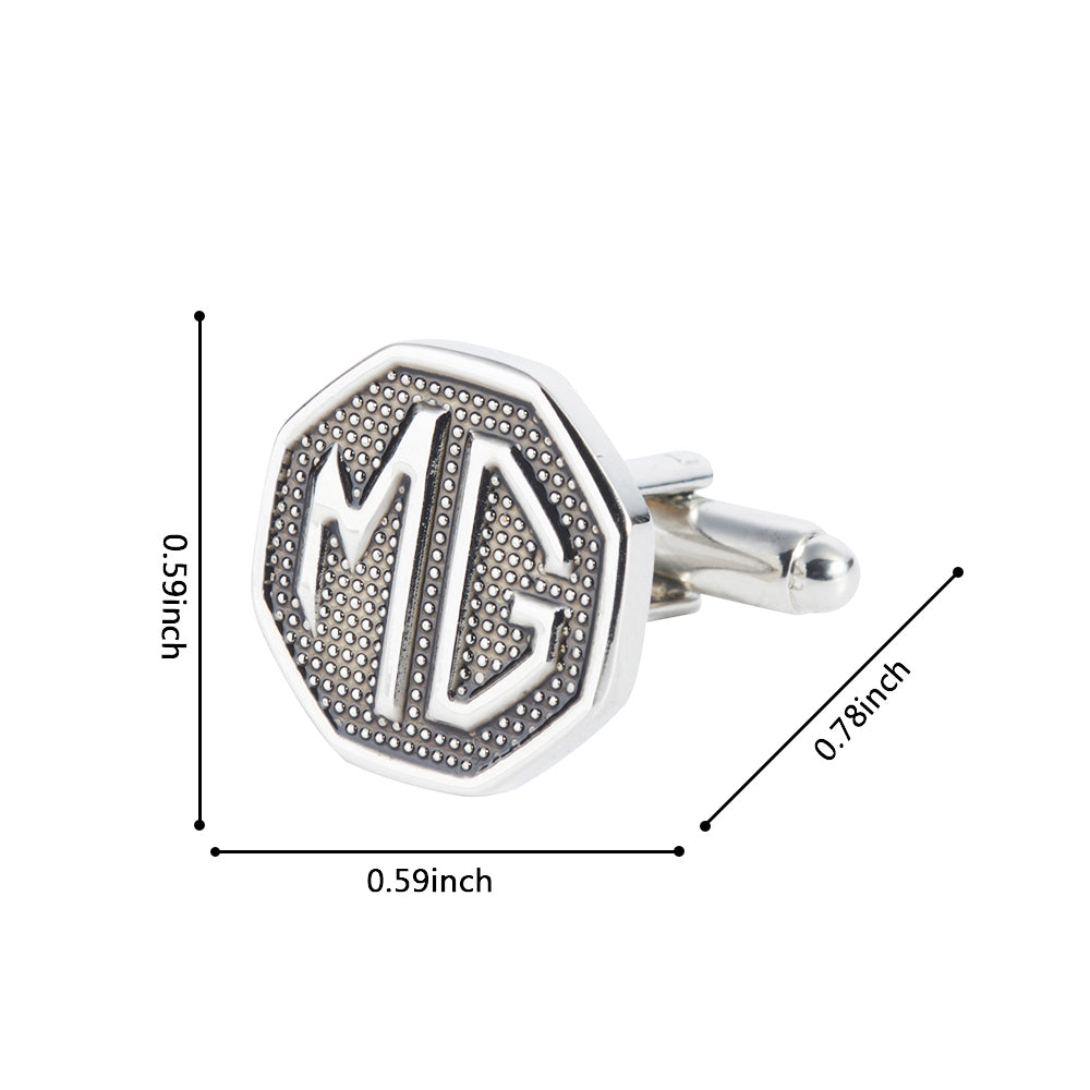 MG Logo Cufflinks