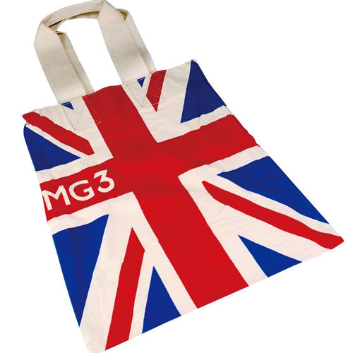 MG3 Union Jack Cotton Bag