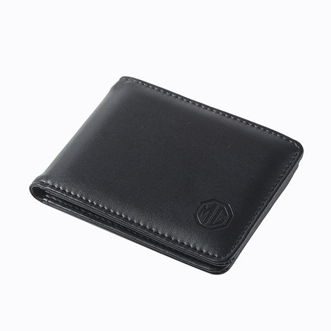 MG Padded Leather Wallet