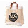 MG Piccadilly Hessian Bag-Small