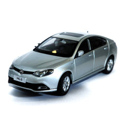 MG6 1:16 Scale Model- Platinum Silver