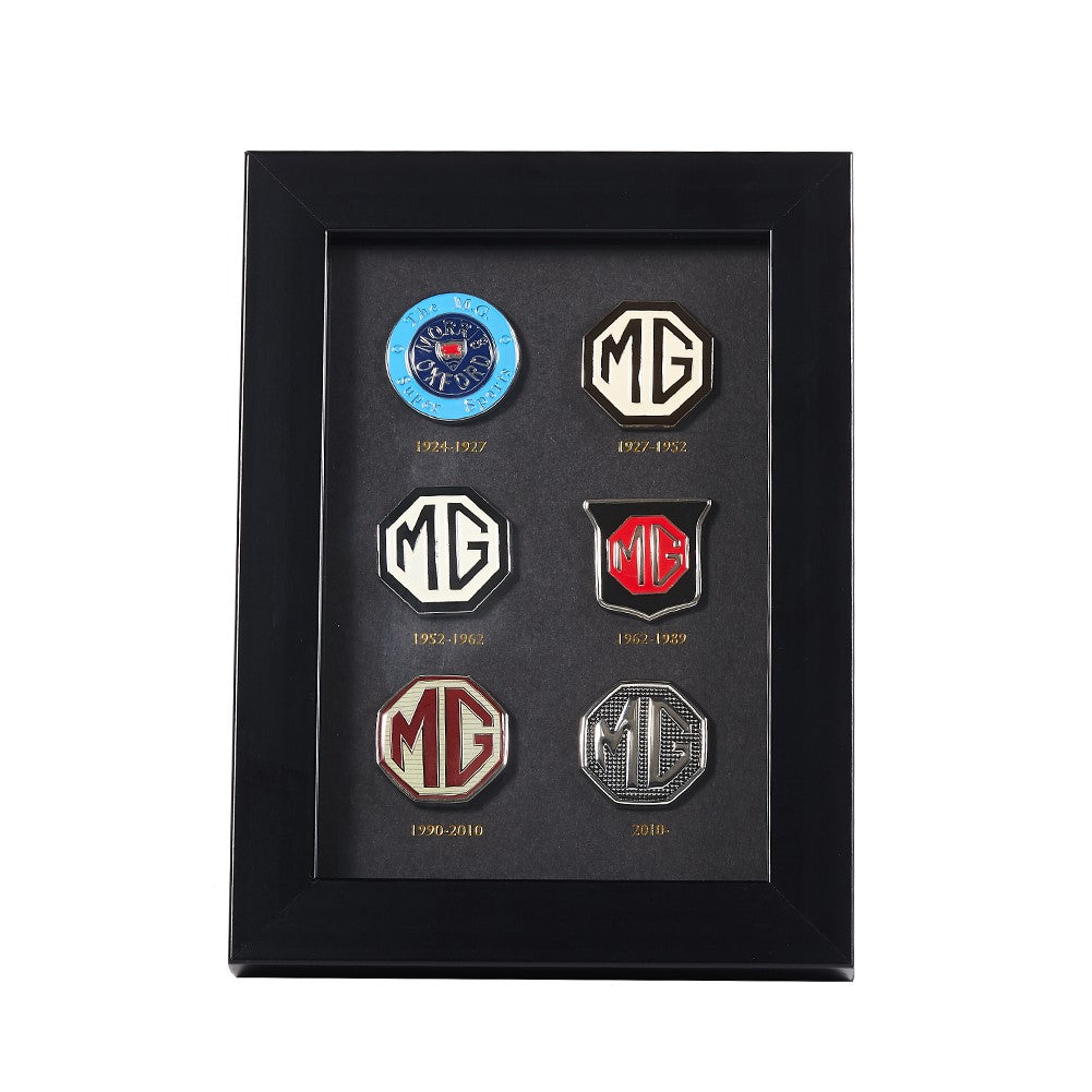 MG Badge Collection