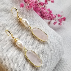 Champagne Earrings