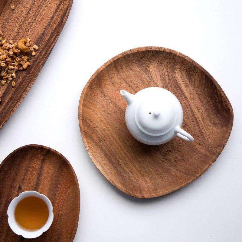 Contemporary Wooden Dishes