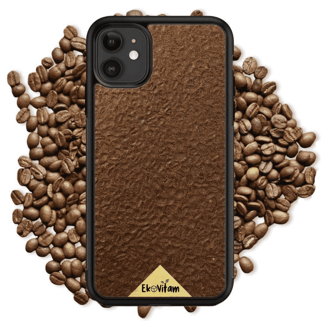 Organic Case - Coffee Tech Accessories