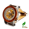 Men's Automatic Mechanical Wooden Watch