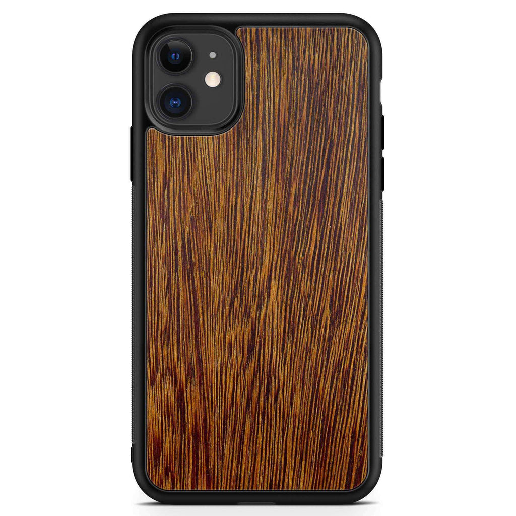 Sucupira Wood Phone Case