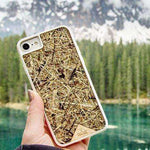 Organic Phone Case - Alpine Hay