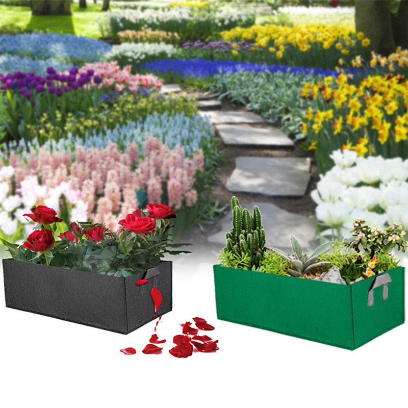 Fabric Raised Garden Beds - Perfect for small or large back yards
