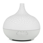 400ML Ultrasonic Air Humidifier and Essential Oil Diffuser