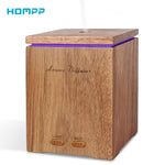 200ML Natural Bamboo Ultrasonic Aromatherapy Diffuser