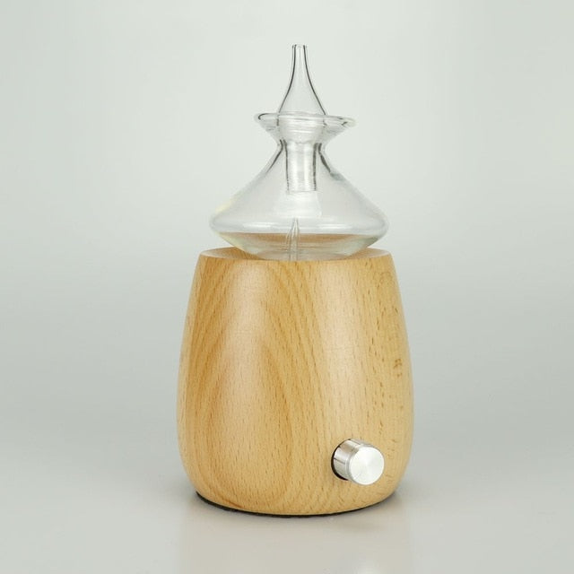 Waterless Pure Essential Oil Diffuser Nebulizer