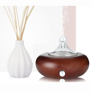 Waterless Nebulizing Essential Oil Diffuser