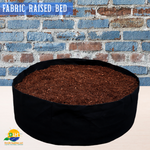 Fabric Raised Garden Bed - Choose from 3 colors