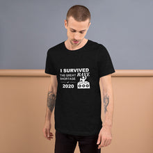 Load image into Gallery viewer, I SURVIVED 2020 • TEE