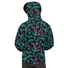 Load image into Gallery viewer, NEON BAMBOO LEAF • HOODIE