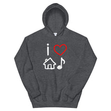 Load image into Gallery viewer, I <3 HOUSE MUSIC • HOODIE