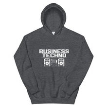 Load image into Gallery viewer, BUSINESS TECHNO • HOODIE