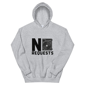 NO REQUESTS • HOODIE