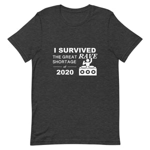 I SURVIVED 2020 • TEE