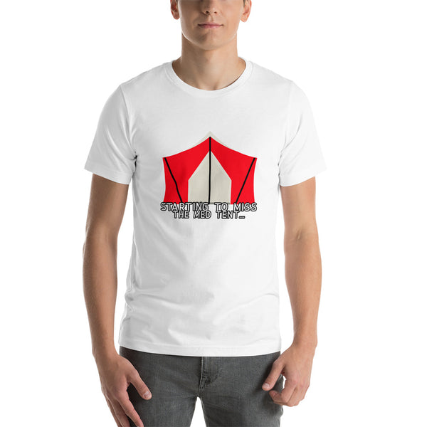 MED TENT • TEE