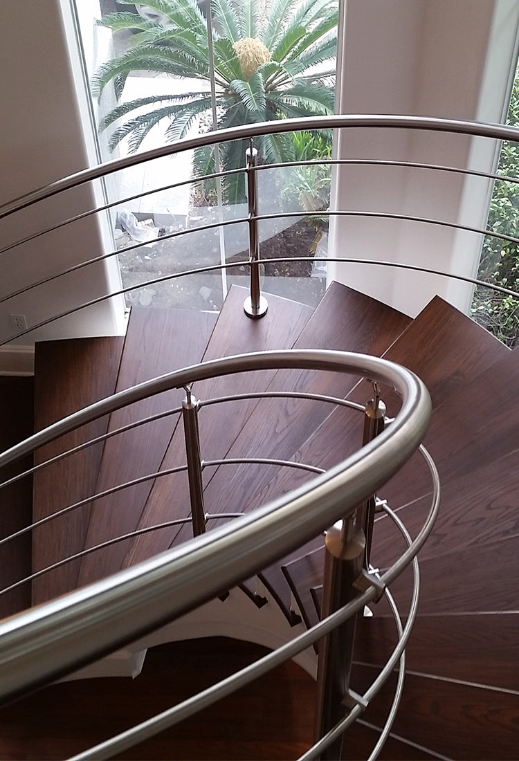 Stainless Steel Rod Railing System