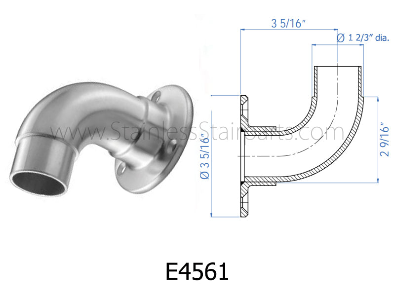 E4561 Wall Anchor