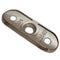 E01197 Stainless Steel Mounting Plate Saddle for Round Rail