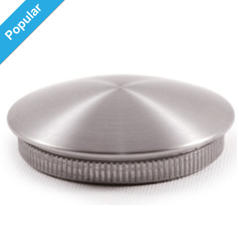 E0119 Stainless Steel End Cap