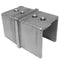 E1200140 Stainless Steel Square Cap Railing Connector