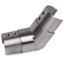 E1510100 Stainless Steel Cap Railing Upward Connector
