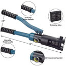 E40685 Manual Hydraulic Crimping Tool for Stainless Steel Cable Terminals