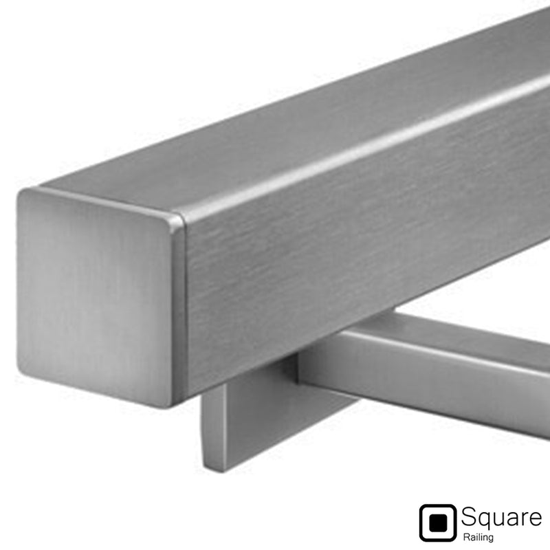 Stainless Steel Stair Parts Pipe End Cap