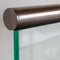 Stainless Steel E1100100 Round Cap Railing End Cap
