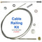 Stainless Steel Cable Railing Assembly Kit