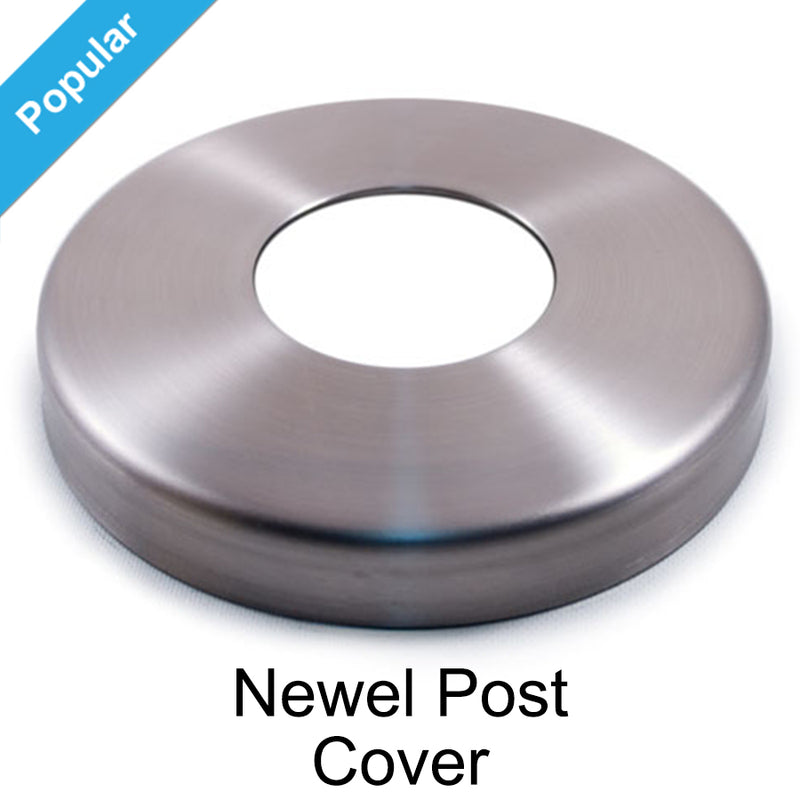 E020 Stainless Steel Canopy Flange Cover