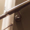 Stainless Steel Wall Rail Bracket with Canopy
