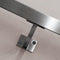 Stainless Steel E036300 Contemporary Rigid Wall Rail Bracket Support