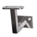 E036300 Contemporary Rigid Wall Rail Bracket Support