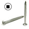 E1025W Stainless Steel Wood Screw