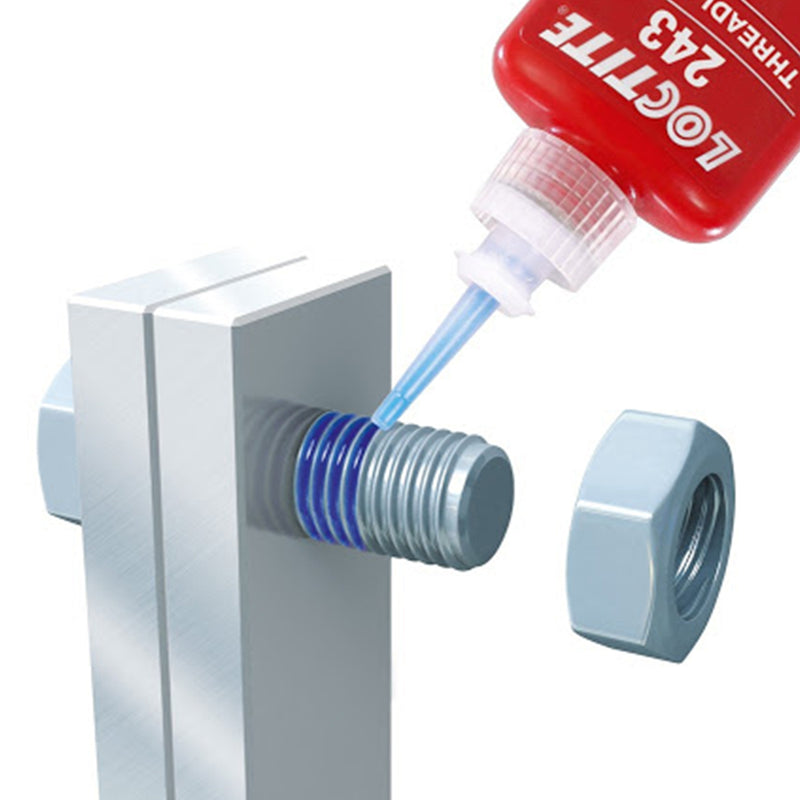 E4053 Stainless Steel Threadlocker Medium Strength