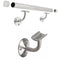 Stainless Steel E459 Handrail Support Bracket for Round Rail
