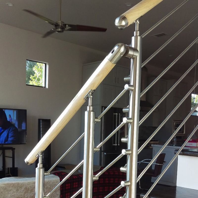 E500/424 Adjustable Handrail Support