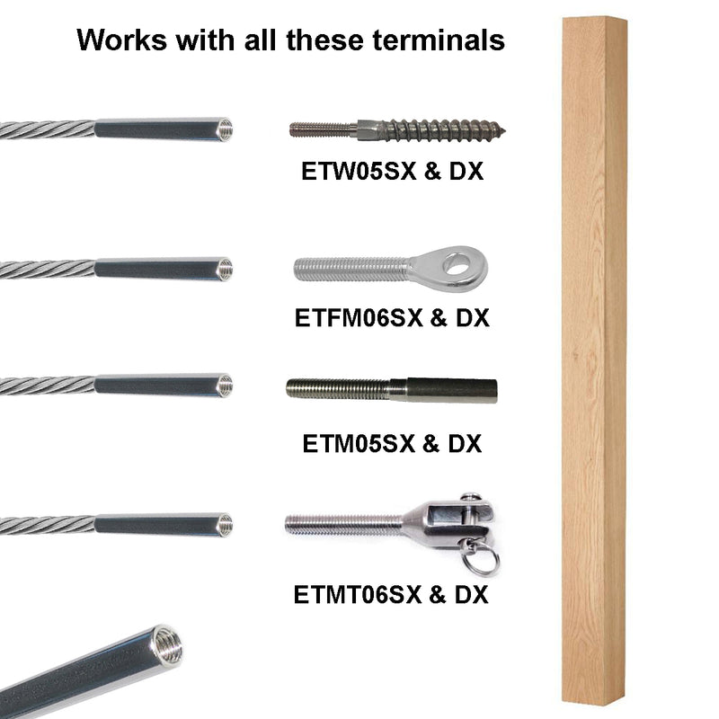 Stainless Steel Cable Terminal