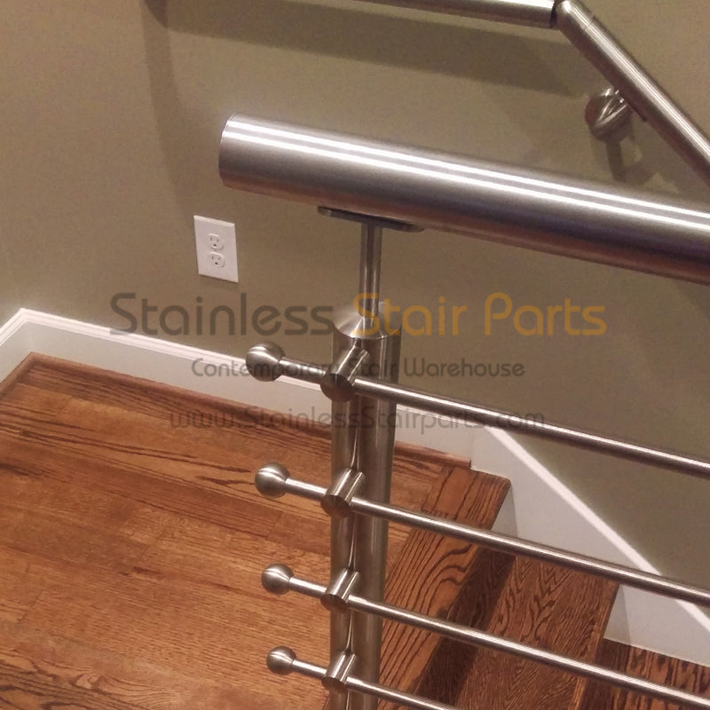 Stainless steel Handrail Support