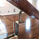 Stainless Stair Parts Contemporary Stair Railing Systems