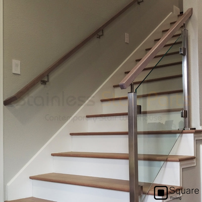 Modern Stairs Stainless Steel Railing