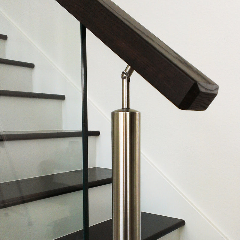 Adjustable Stainless Steel Railing Support