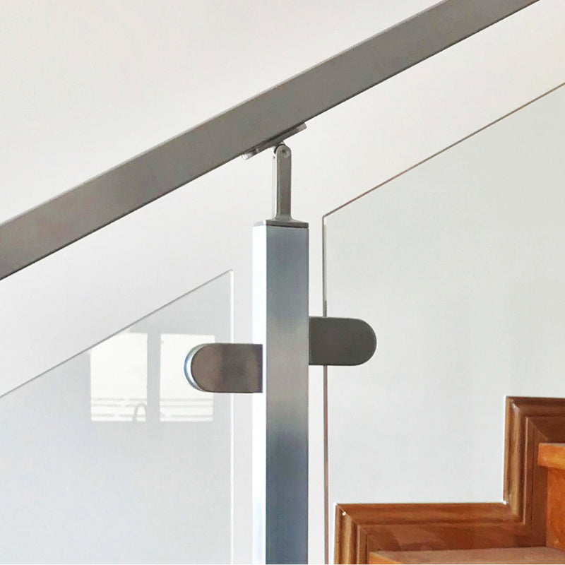 Stainless Steel Square Newel Post