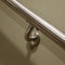 Handrail support stainless steel wood screw